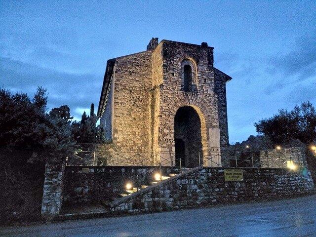 abbazia di sant anastasia Ponte Benevento