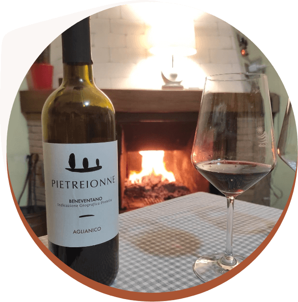 Agriturismo relax degustazione dei vini